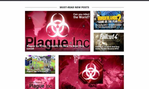 Gamertelligence – The perfect website for all gamers.