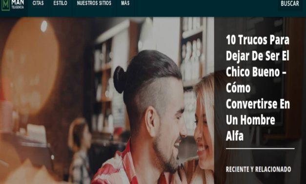 Manteligencia – The perfect Spanish website for men.